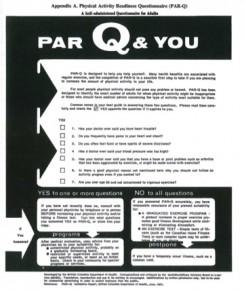 PARQ & YOU
